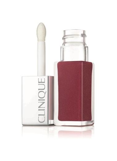 Clinique Pop Lacquer- Shade 01 Bordo